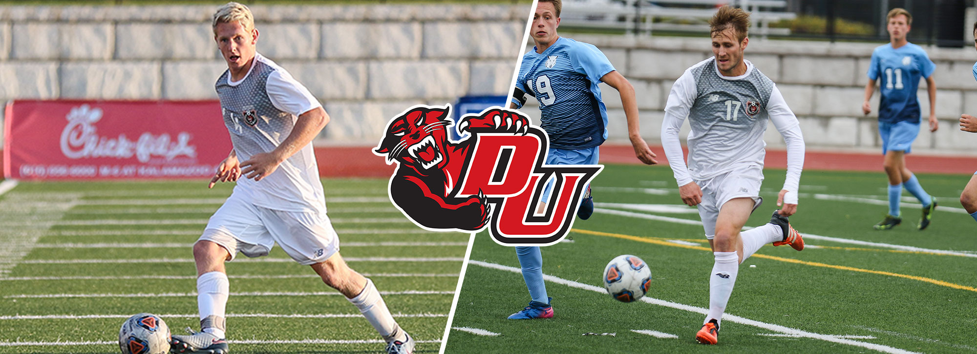 Davenport's Shrimpton, Brinks Named CoSIDA Academic All-District Selections