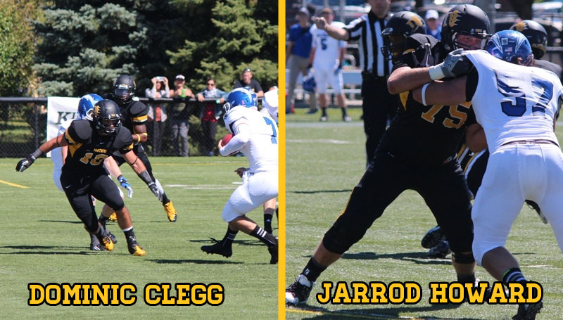Clegg, Howard Garner Academic Honors