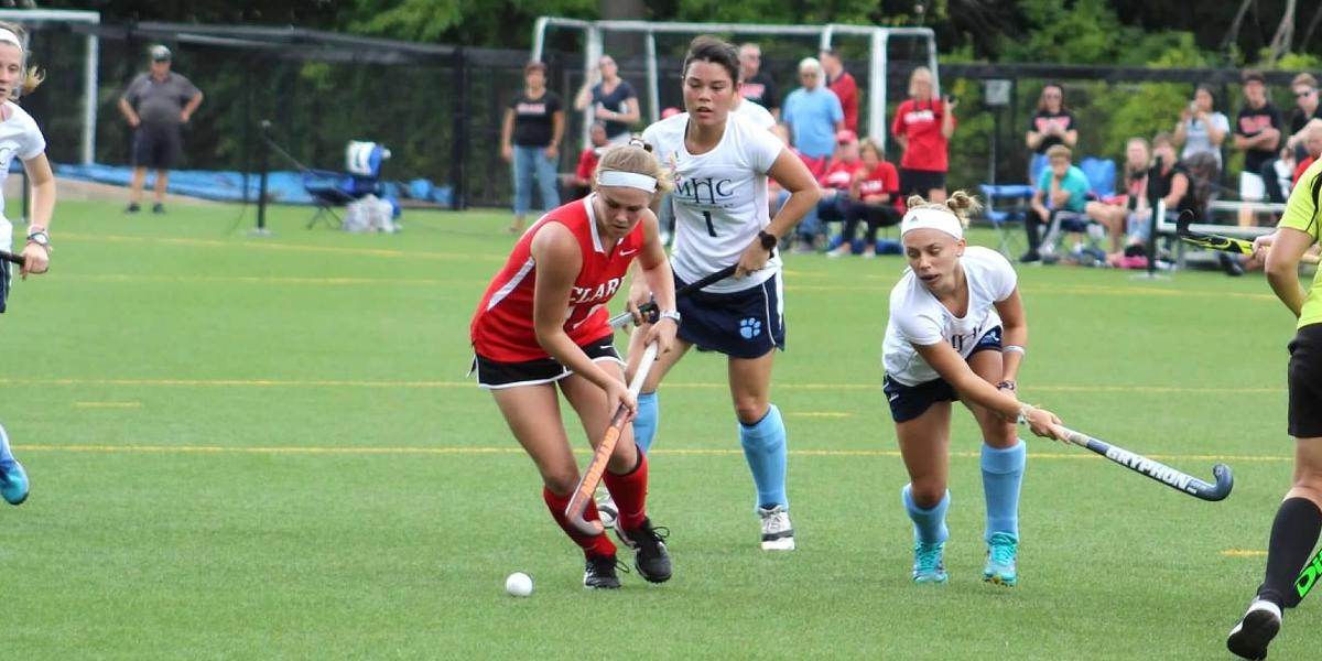 Field Hockey Outlasted by Wheaton