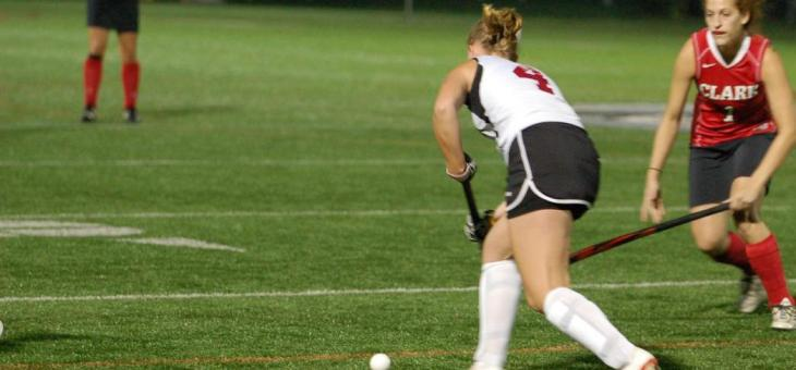 BANT LEADS ANNA MARIA FIELD HOCKEY TO UPSET OVER WHEELOCK, 3-2