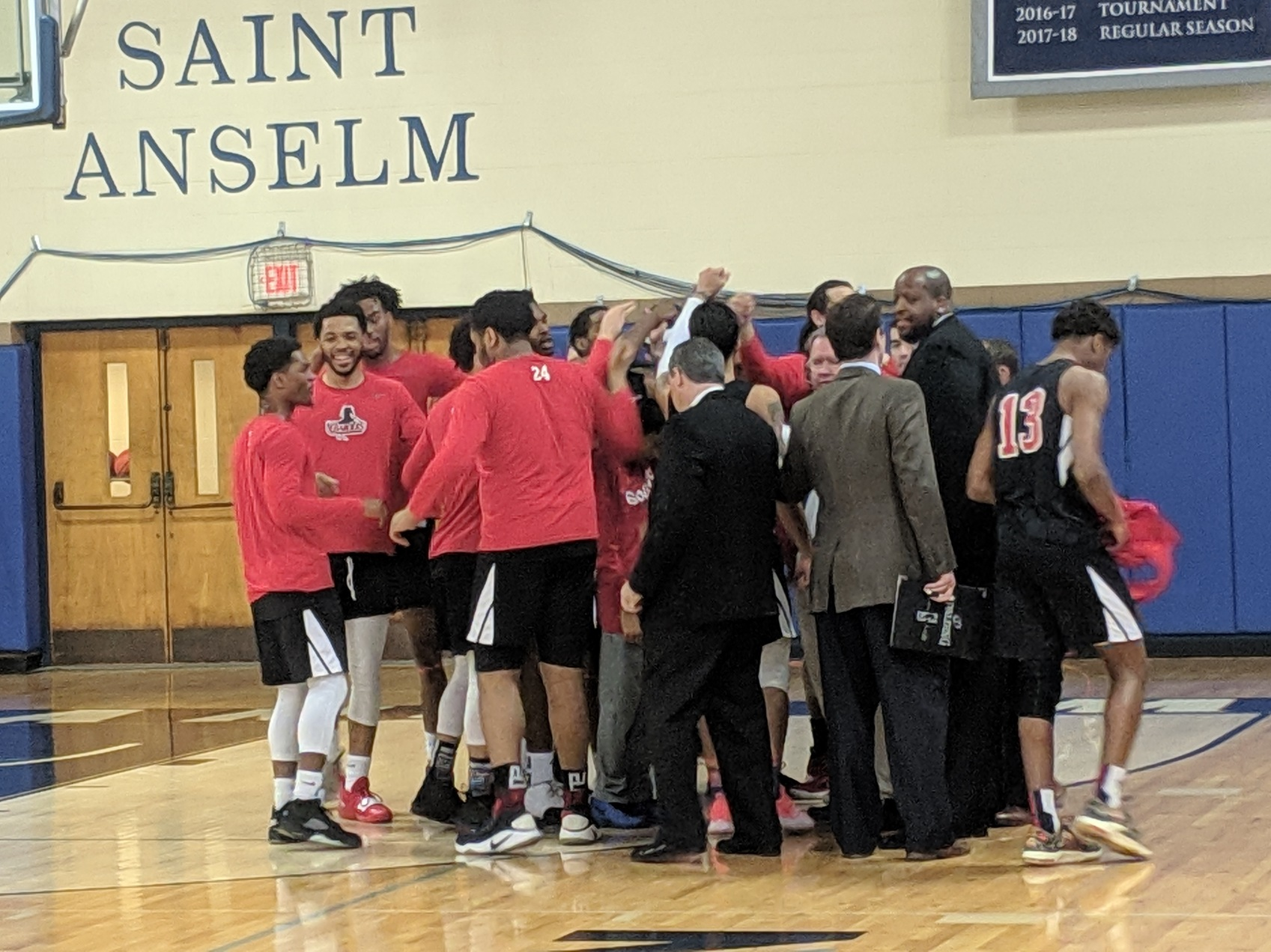 #7 DOMINICAN LOSE HEARTBREAKER TO #6 ST. THOMAS AQUINAS IN NCAA EAST REGIONAL SEMIFINAL