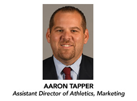 Photo of Aaron Tapper