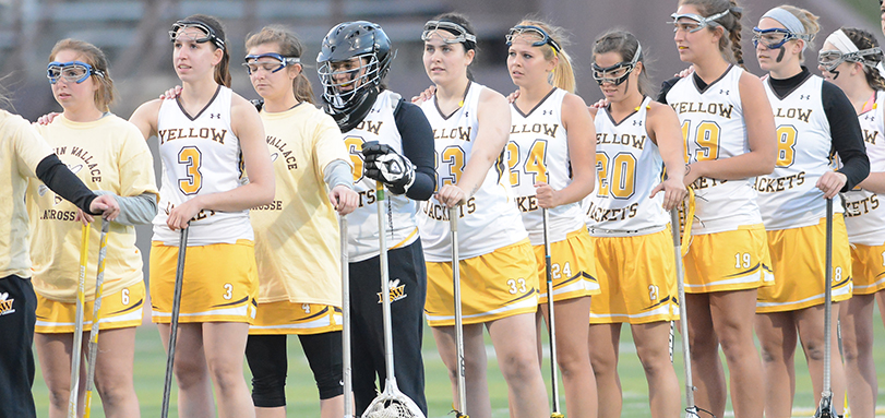 Women's Lacrosse Picked Third in OAC Preseason Coaches' Poll