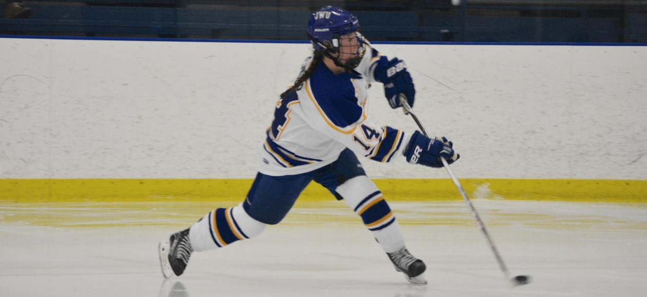 Women's Ice Hockey Falls 5-1 at Plymouth State