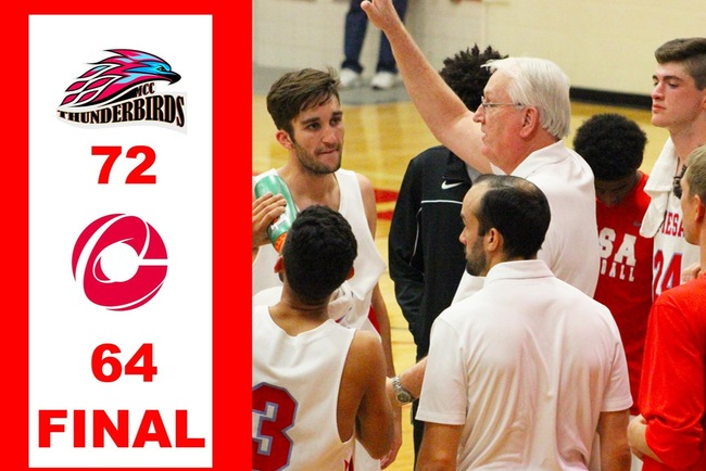 Wire to Wire Win for Mesa Down at Cochise, 72-64 Final
