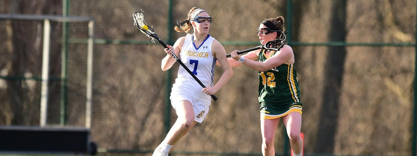 Goucher Women's Lacrosse Heads To Southern Virginia On Saturday Afternoon