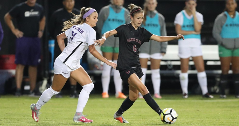 No. 4 Women's Soccer Upset 1-0 at Pepperdine Sunday