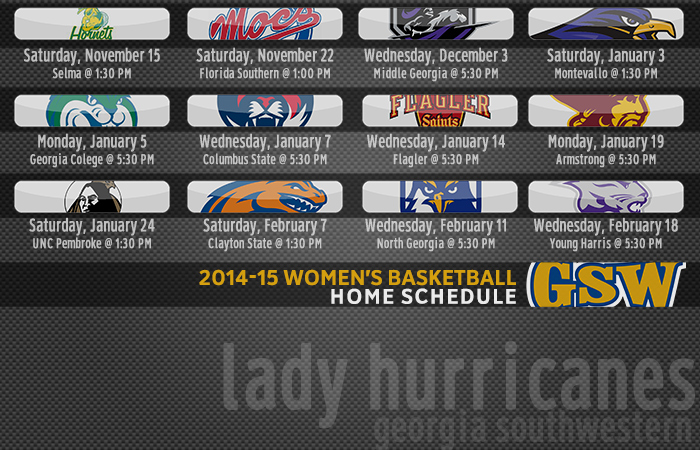 Women's Basketball Releases 2014-15 Schedule