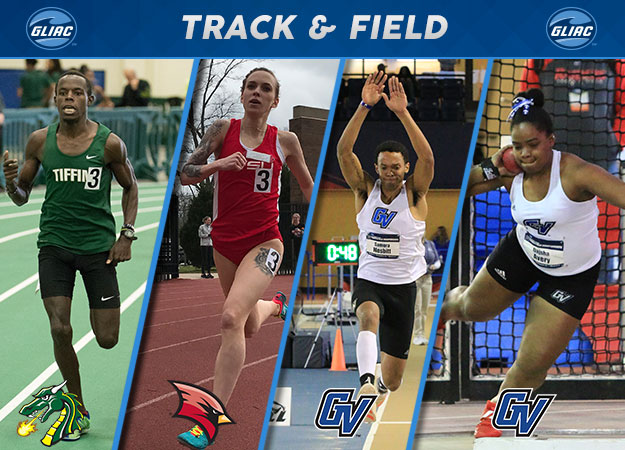GLIAC Outdoor Track & Field Weekly Honors | Week 4