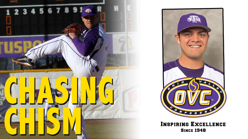 Chism garners first career adidas® OVC Pitcher of the Week honors