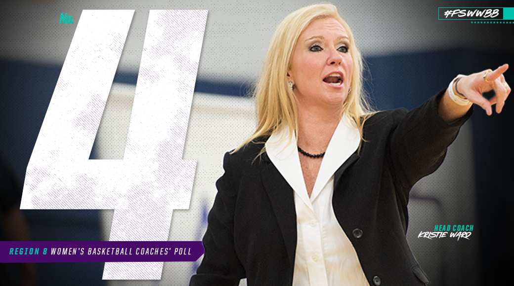 #FSWWBB Moves Up To No. 4 In Region 8 Rankings