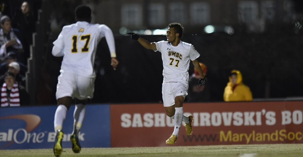 Men's Soccer Tabbed as Co-Favorites by America East Coaches