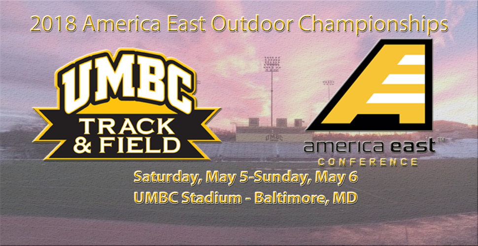 Track and Field Set to Host America East Outdoor Championships This Weekend