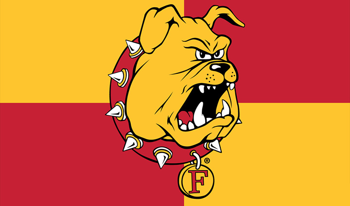Ferris State Cross Country Races In Michigan State Spartan Invitational