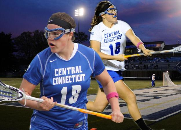 Lax Wins, Vendel Breaks Career Points Record