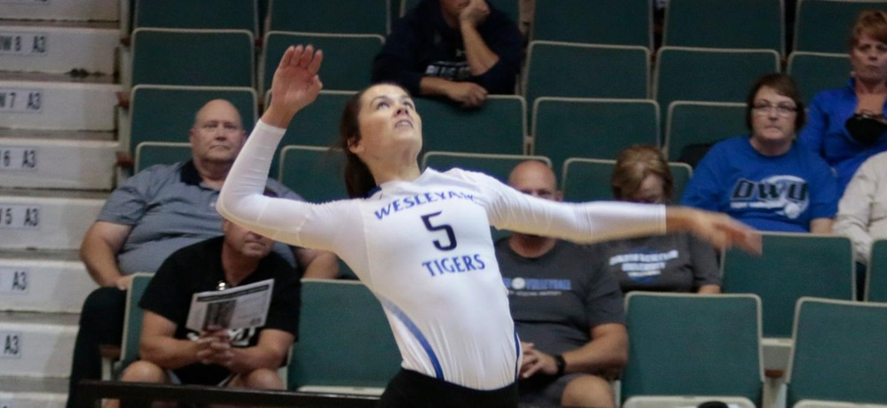 Tigers drop five set thriller