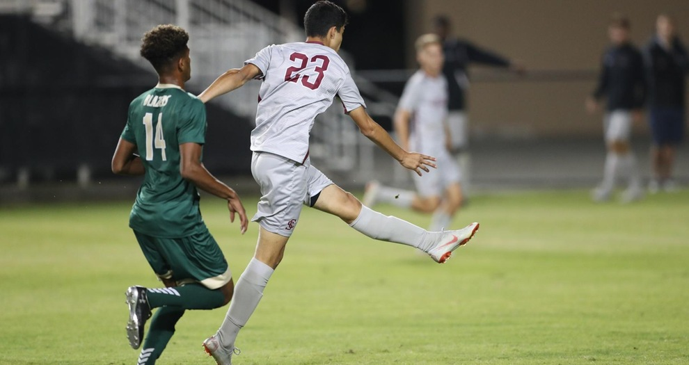 Men's Soccer Lose a Gut Wrencher in Double Overtime to Missouri State on Monday