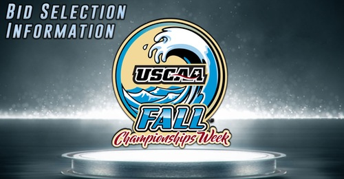 USCAA Soccer and Volleyball Bid Video Release Times