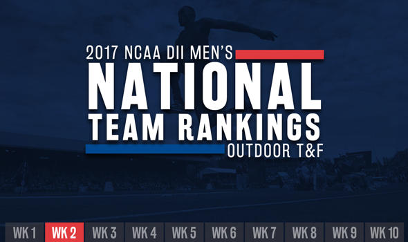 Women's & Men's Track Ranked Ninth In NCAA Southeast Region