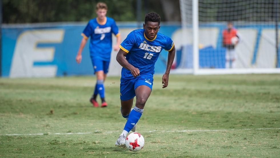 Jonah Adomakoh (Photo by Tony Mastres)