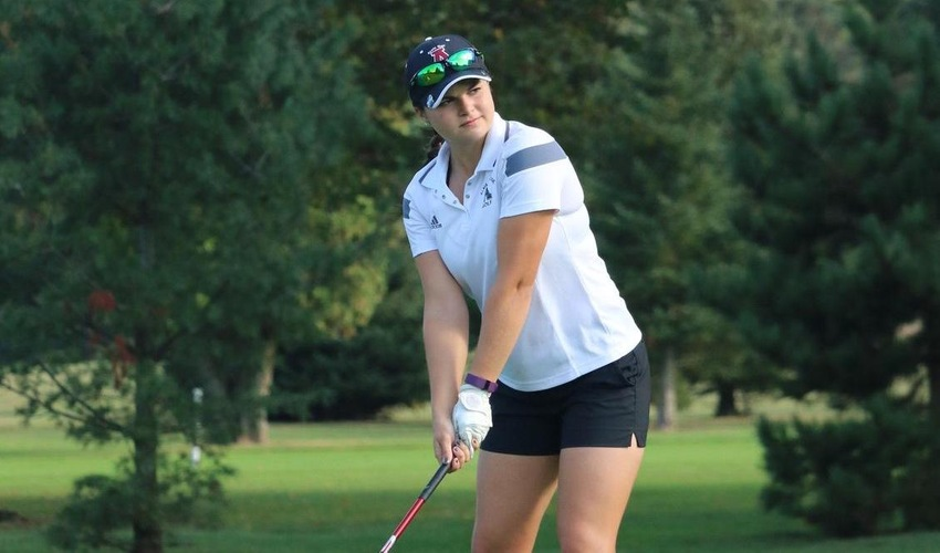 Women's Golf Begins Season with Fourth Place Finish