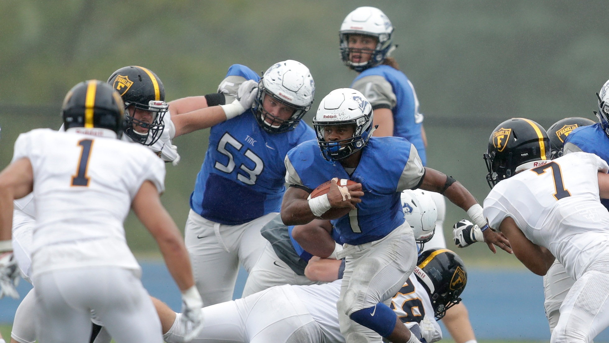 Thomas More Falls in Overtime to Westminster
