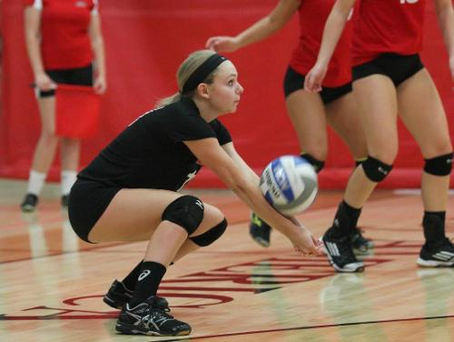 CUA Women's Volleyball Wraps up Annual Guetle Invite 3-1
