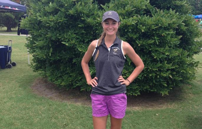 Incoming golf recruit Haley Wise finishes third in Georgia 4A High School State Championship