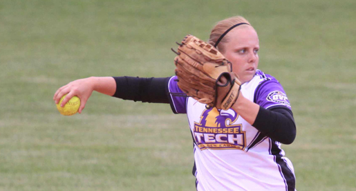 Tech softball returns to Cookeville for weekend series against Eastern Kentucky