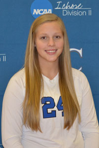 Volleyball: Karey Conner