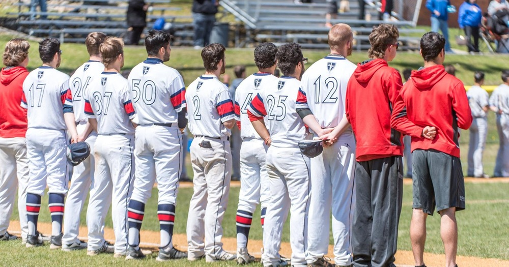 Baseball Suffers Tough Loss to Stonehill