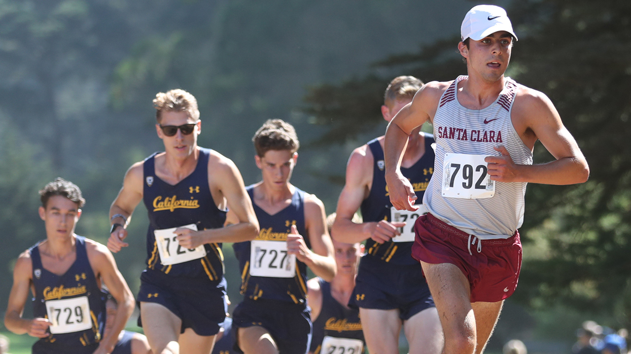 James Konugres led the men's team with an 11th-place finish Saturday at Hellman Hollow.