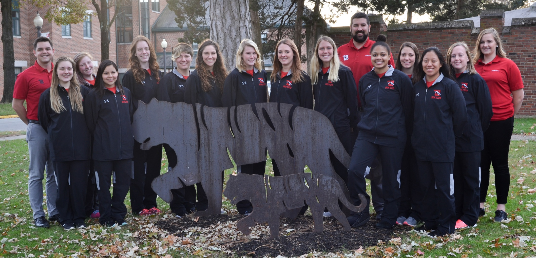 2017-18 Wittenberg Women's Swimming and Diving