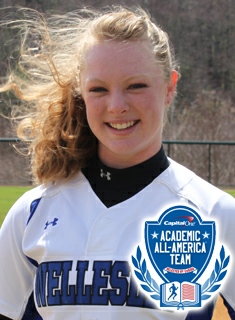 Softball's Goldfarb Named Academic All-American