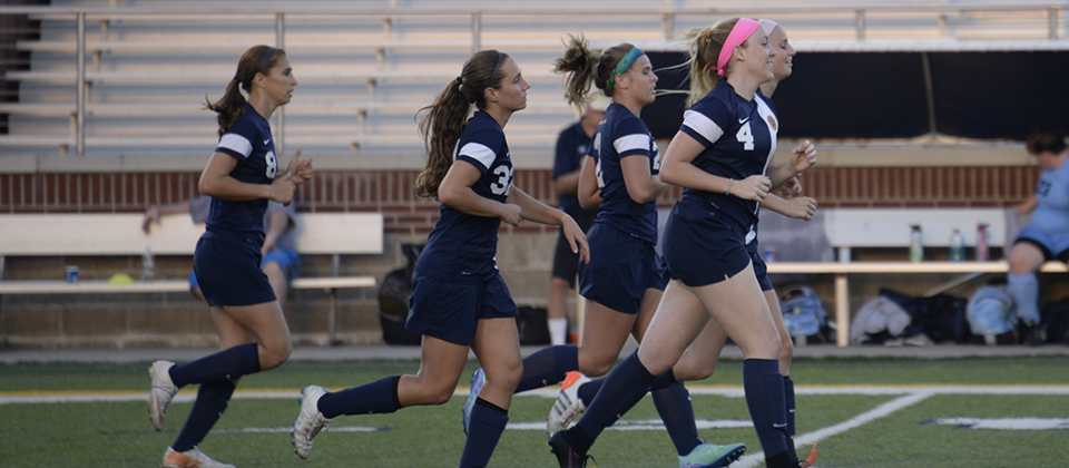 Grizzlies Named Co-Favorites to Win HCAC Women's Soccer Crown