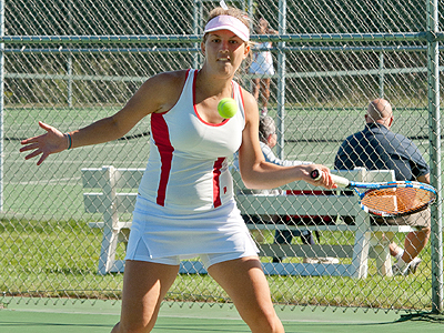 Women's Tennis Drops GLIAC Home Tilt