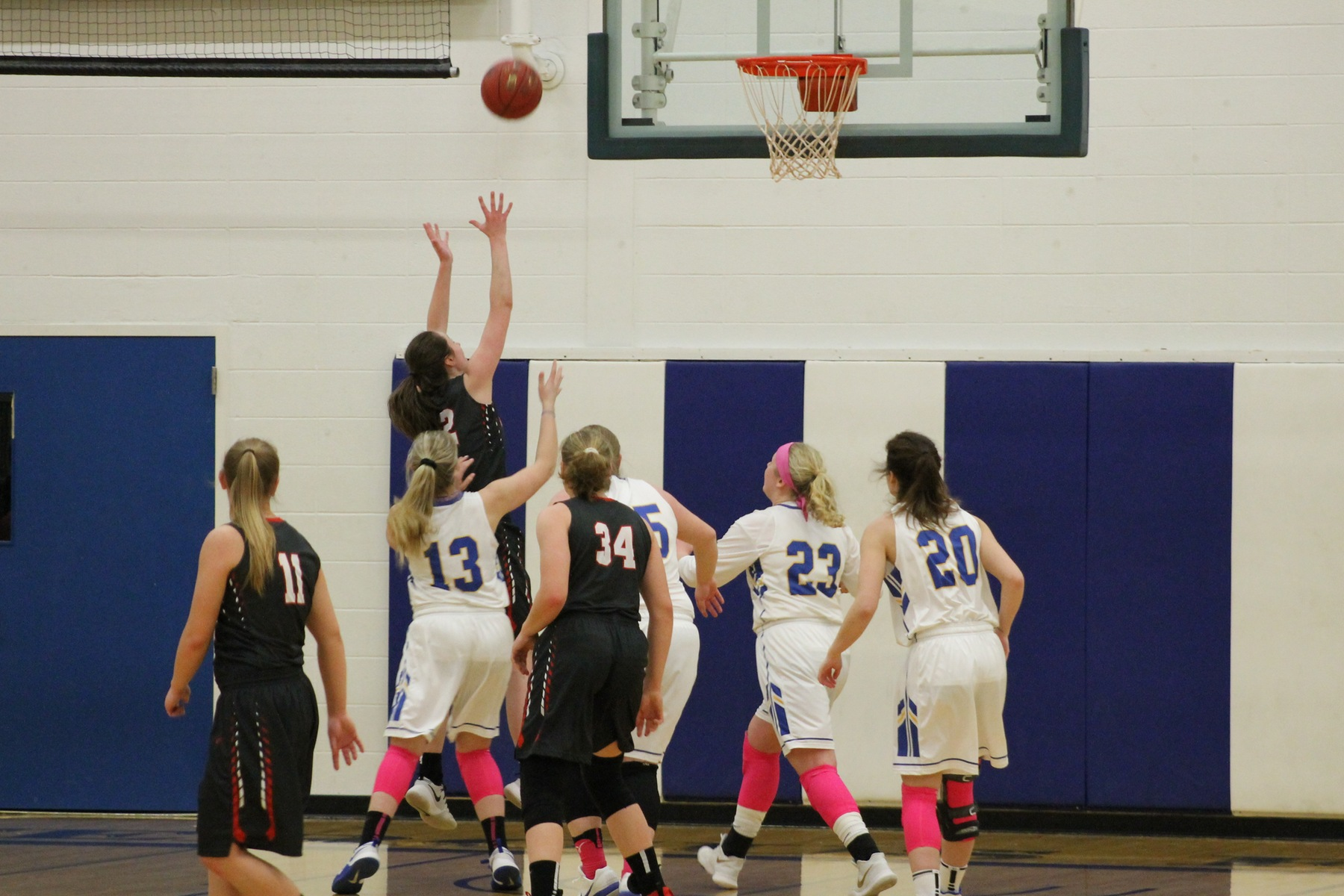 Season Ends with Loss for Lady Spartans