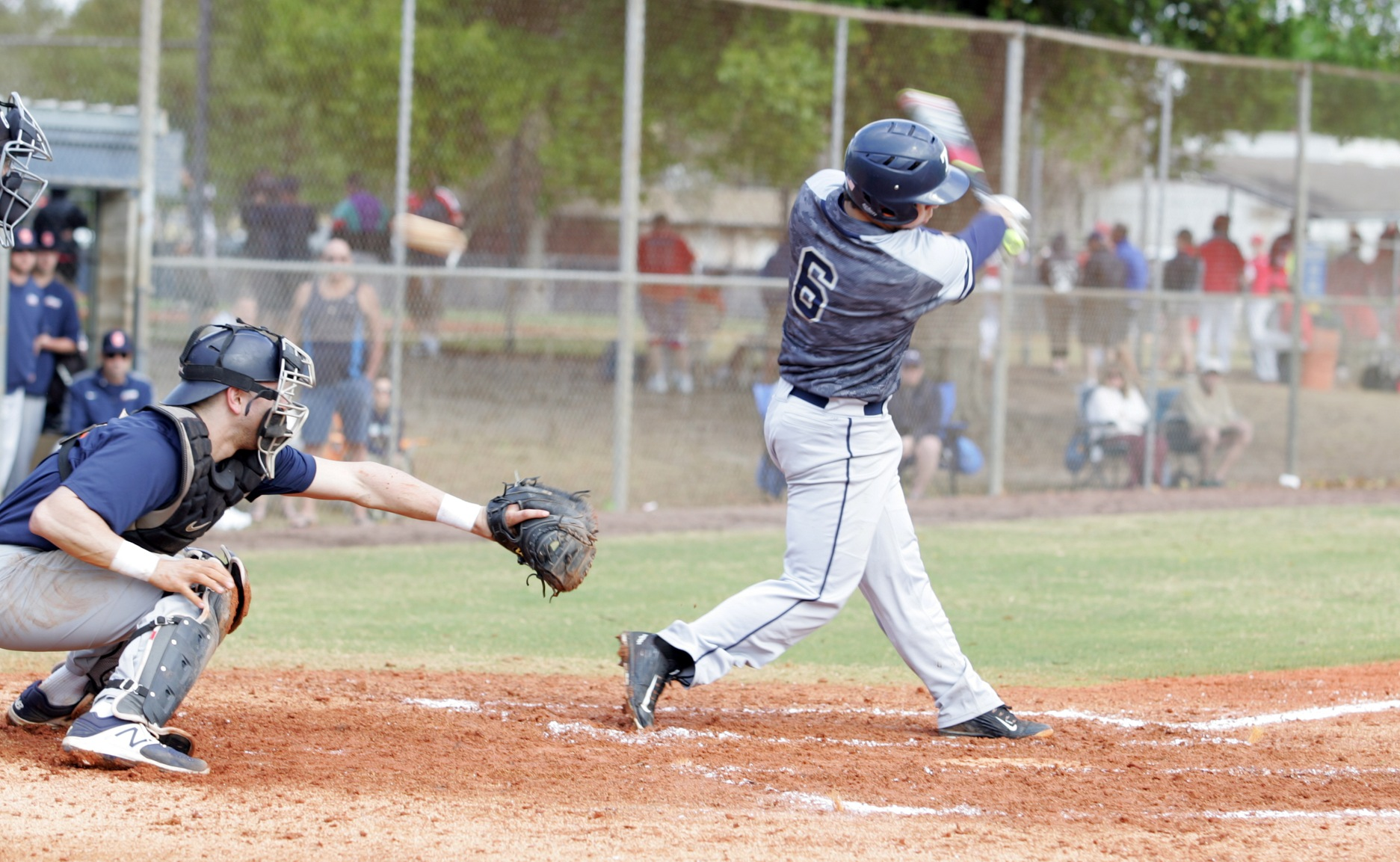 Baseball Continues Spring Break Action with Loss to Mt. St. Joseph