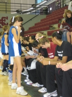 Santa Clara Volleyball Youth Clinic A Success!