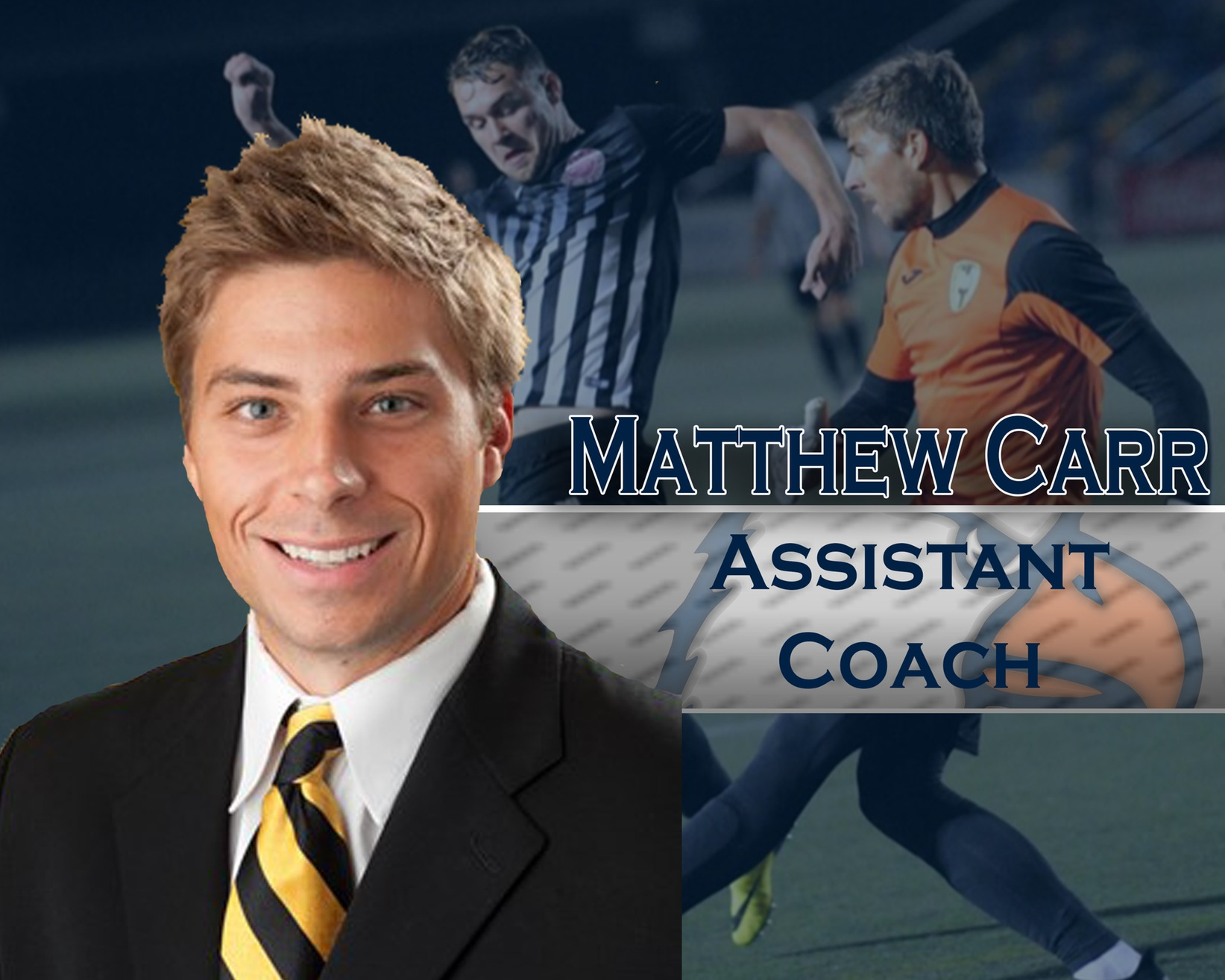 Duffy, Lyons announce hiring of Matthew Carr as new assistant coach