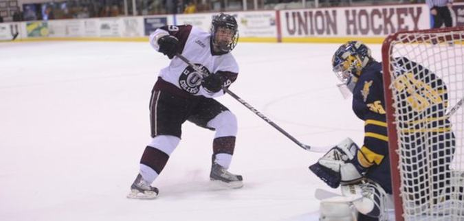 Union #TBT: Jason Walters - ECAC Hockey