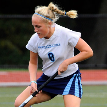 Field Hockey: Washington at Mount Holyoke