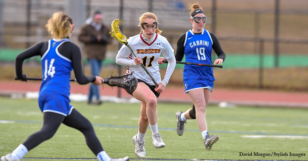 Women's Lax Downed by Cabrini in Opener