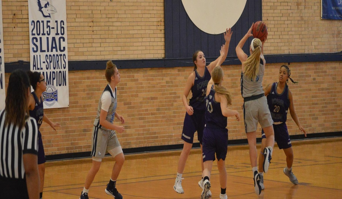 Westminster College Women's Basketball Grinds Out Road Win Against Eureka College