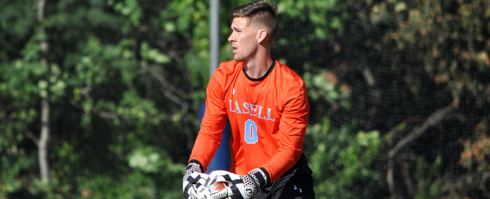 Falcons Stage Second Half Comeback to Defeat Men's Soccer