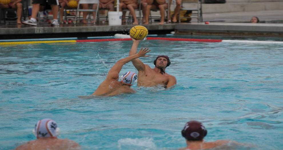 No. 18 Men's Water Polo Opens The Season at No. 5 Pacific
