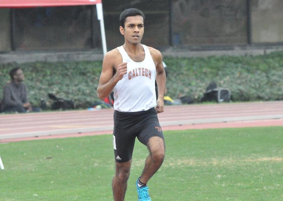 Bhagavathi Wins 5k with Top-25 Time in Division III at Tufts Invite