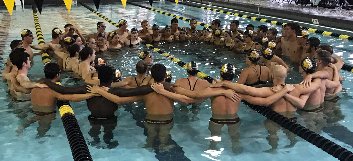 Swimming and Diving Completes Competition at Patriot Invitational