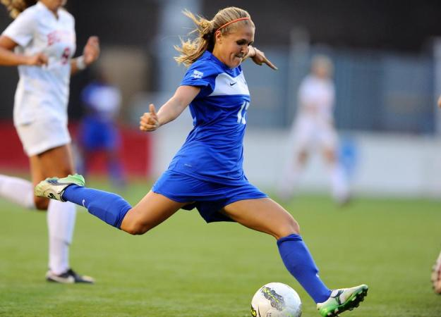 Women's Soccer Drops Match to RMU, 1-0