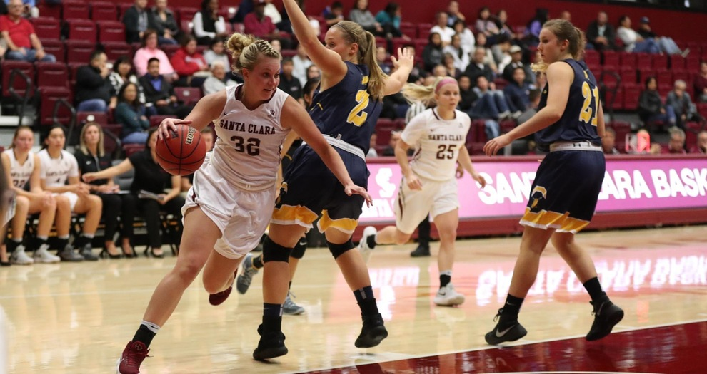 Women's Basketball Hosts UC Santa Barbara Tuesday Night